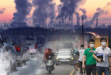ปัญหาเกี่ยวกับมลพิษทางอากาศในกรุงเทพ