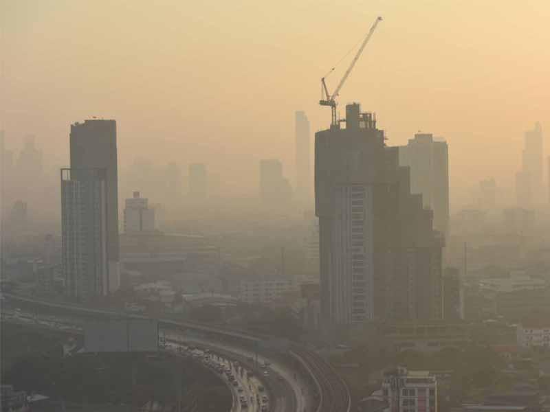 จับตาอันดับประเทศที่มีมลพิษมากที่สุดในโลก
